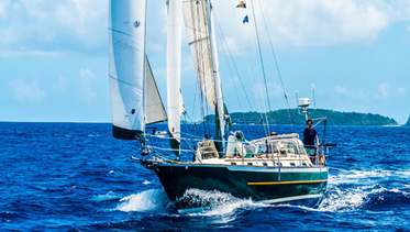 Sailing across the Atlantic - a classic blue water voyage