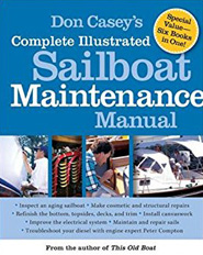 Complete Illustrated Sailboat Maintenance Manual
